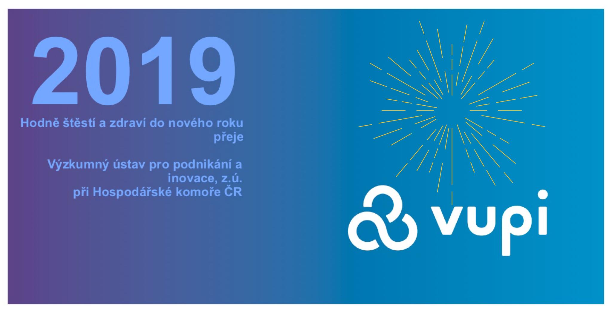ROK 2019 BUDE KLÍČOVÝ!